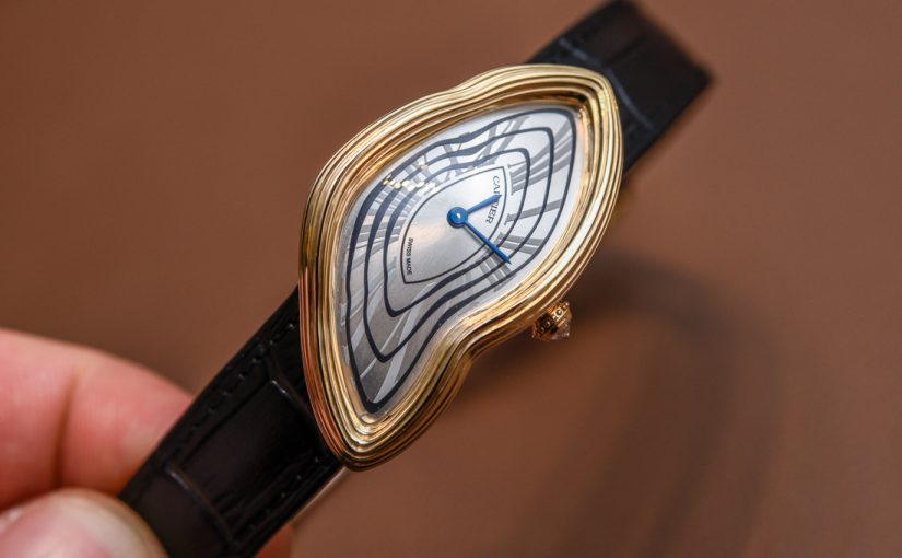 Reviewing of AAA Replica Cartier Crash Radieuse Watch